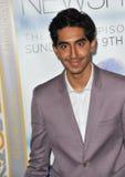 Dev Patel Stock Photo