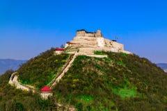 Deva citadell Arkivfoton