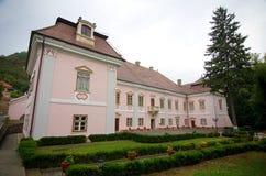 Deva - das Bethlen-Schloss Lizenzfreies Stockfoto