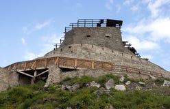 Deva Festung Lizenzfreies Stockbild