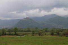 Deva fortress Stock Photos