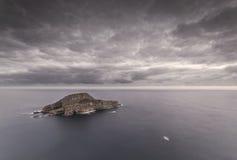 Deva Island Imágenes de archivo libres de regalías
