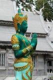 Deva statua Fotografia Stock