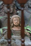 Deva statua Zdjęcia Royalty Free