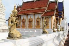 Deva statua Zdjęcie Royalty Free
