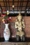 Deva statue Royalty Free Stock Image