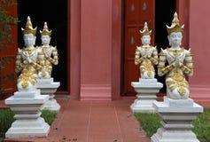 Deva statue. Royalty Free Stock Images