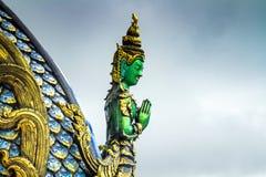 Deva Statue Image Fotografering för Bildbyråer