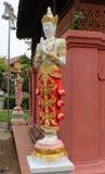 Deva statue. Royalty Free Stock Photos
