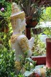 Deva staty Royaltyfri Fotografi