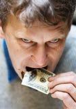devalverad valuta Fotografering för Bildbyråer