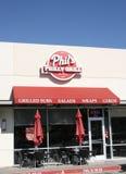 Devanture de magasin de gril du ` s Philly de Phil photo libre de droits