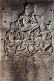 Devas apsara χορού Στοκ φωτογραφίες με δικαίωμα ελεύθερης χρήσης