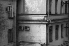 Devastación Imagen de archivo