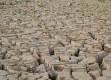 Devastated landscape Royalty Free Stock Image