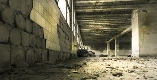 devastazione Fotografie Stock