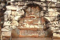 Devata at Bakong in Angkor Stock Photography