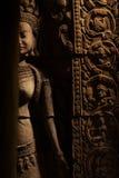 Devata-Statue Lizenzfreies Stockbild