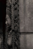 Devata-Statue Stockbilder