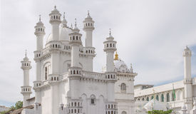 Devatagaha清真寺在科伦坡 免版税库存图片