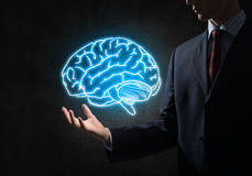 Develop our mind ability royalty free stock photography