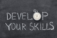Free Develop Skills Royalty Free Stock Images - 54029279