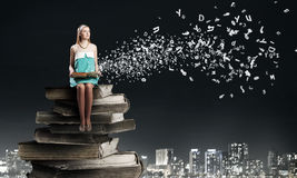 Develop your imagination! Royalty Free Stock Photo
