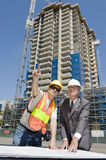 Developer & Foreman Stock Photos