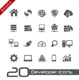 Developer Icons  // Basics Stock Images