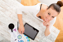 Developing a Business Plan Stock Photo