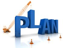 Developing a Plan Stock Images