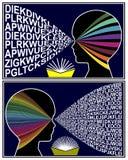Developing Reading Skills Stock Photo