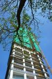 Development Asia city, highrise building Stock Photos