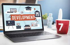 Development Change Improvement Opportunity Concept Royalty Free Stock Images