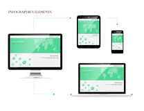 Development coding vector concept Stock Photography