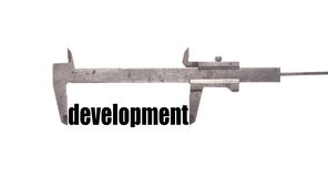 Development Royalty Free Stock Image