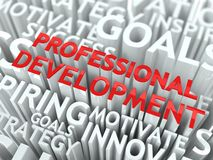 Development Concept. Royalty Free Stock Photography