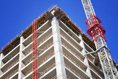 Building Development Stock Photography