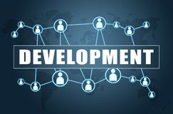 Development stock image