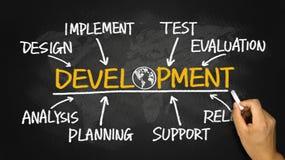 Development flowchart