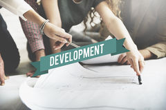 Development Improvement Solution Success Concept Stock Images