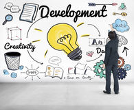 Development Improvement Vision Innovation Growth Concept Royalty Free Stock Photography