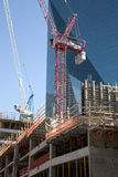 Development modern city Dallas TX Royalty Free Stock Photography