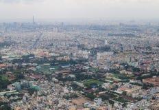 Development of modern city Royalty Free Stock Photos