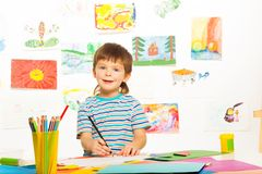 Developmental lesson Royalty Free Stock Photography