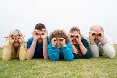 Devemos nós ter um clique? foto de stock royalty free