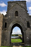 Devenish Island Monastic Site, Northern Ireland Stock Photography