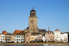 Deventer - die Niederlande Stockbild