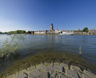 Deventer, Holandie Fotografia Royalty Free