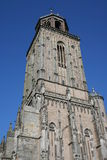 Deventer in holland Royalty Free Stock Images